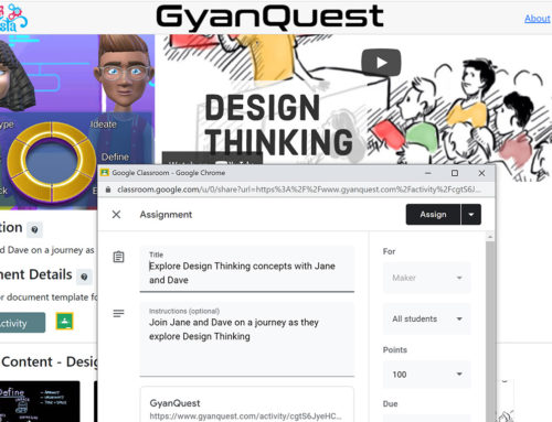 GyanQuest now integrates with Google Classroom